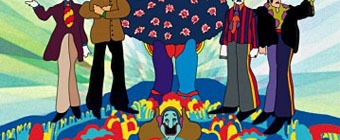 Yellow Submarine - Love is all you need
