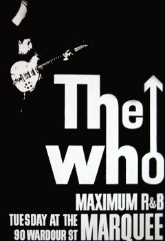 Logo-the-who - POSTER
