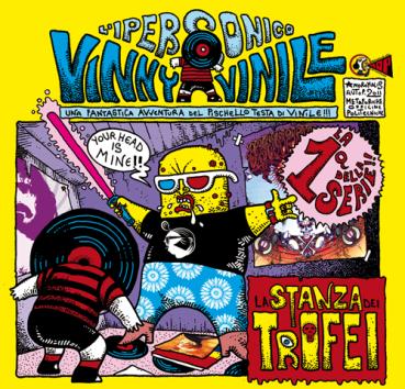 Vinny Vinile (Copertina n° 0)