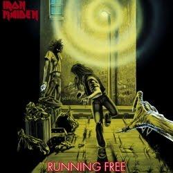1980 - Running Free Single