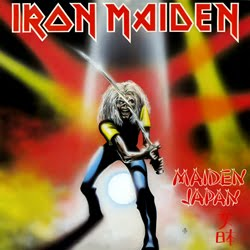 1981 - Maiden Japan Live EP