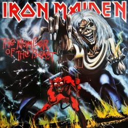 1982 - The Number Of The Beast Album