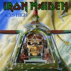1984 - Aces High Single