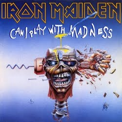 1988 - Can I Play With Madness Single