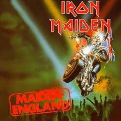 1994 - Maiden England Live Album