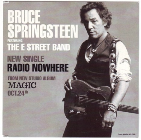 Bruce_Springsteen radio nowhere